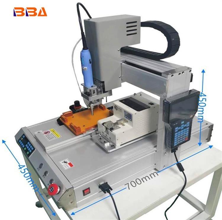 Automatic Screw fixing Machine