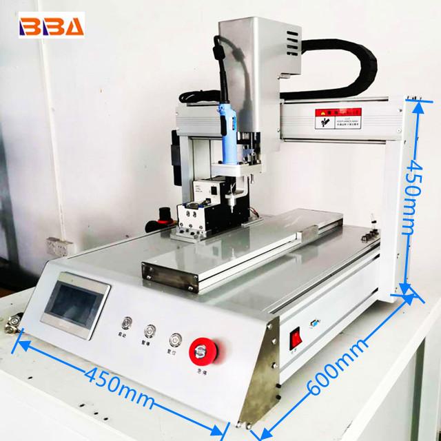 automatic robot screwing machine