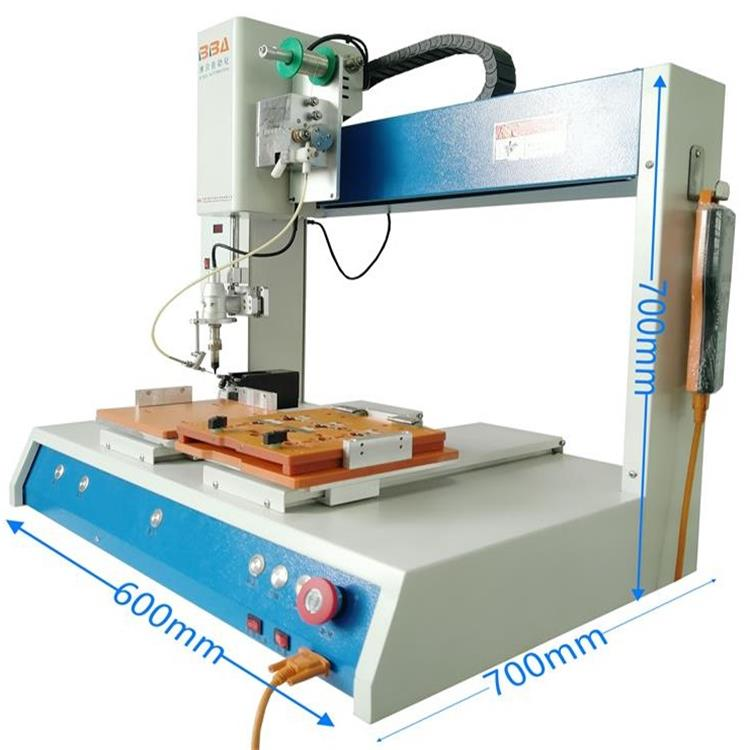 automatic pcb soldering robot