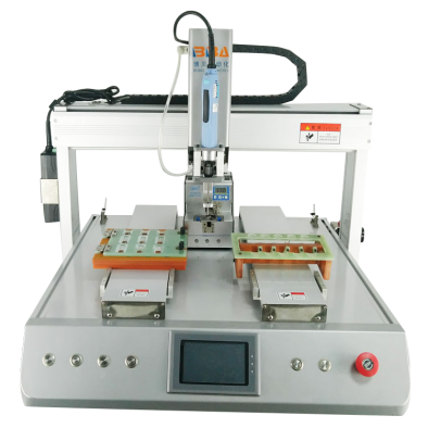 screw fixing machine