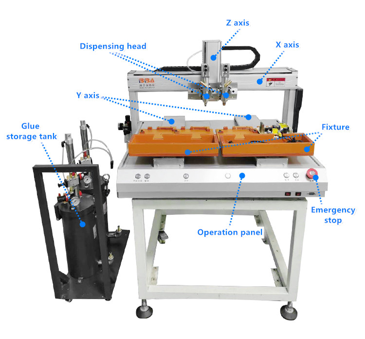 glue dispensing machine