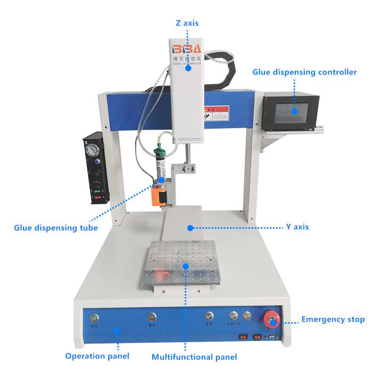 hot melt glue dispenser machine