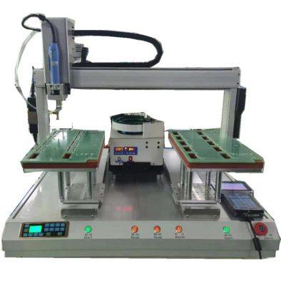 screw presenting machine
